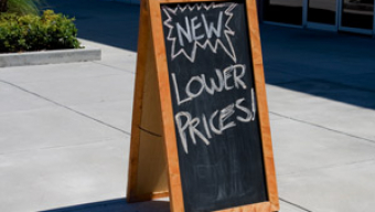 Including promotions on your website: Does it make your practice look cheap?